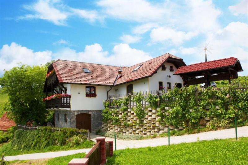 Vineyard cottage - Velbana gorca, location de vacances à Smarje Pri Jelsah