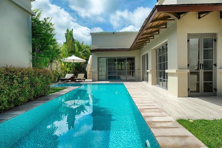 Luxury pool villa in Bang Tao (2BR) – semesterbostad i Bang Tao Beach