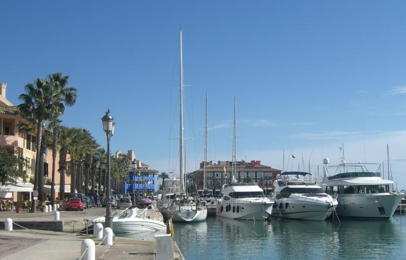 Sotogrande Marina, bars & restaurants