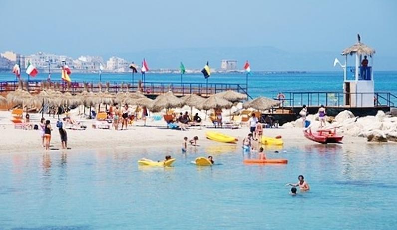 Sandy beach slechts tien minuten lopen van de residentie
