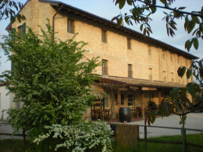 Agriturismo CAMERA SINGOLA, alquiler de vacaciones en Palazzolo dello Stella
