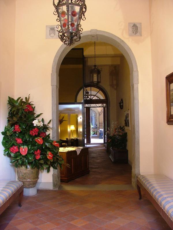 Palazzo Torriani - the main hall