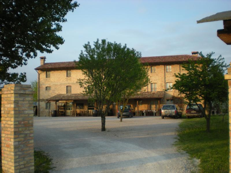 Agriturismo MATRIMONIALE, alquiler de vacaciones en Palazzolo dello Stella