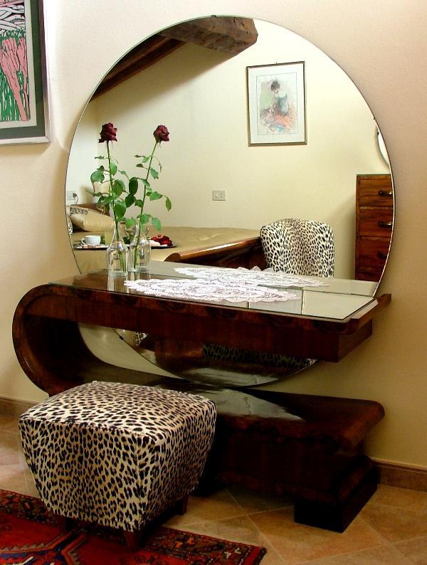 Deco' apartment - The bedroom