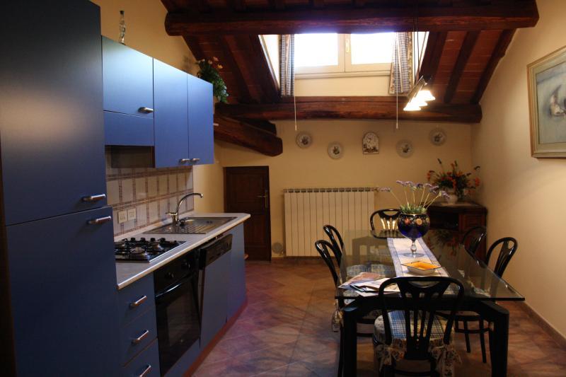 Deco' apartment -  The kitchen