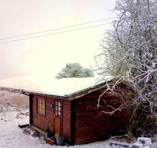 Winter in The Hideaway