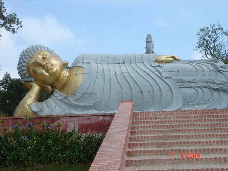Buddha gardens at Bombarral