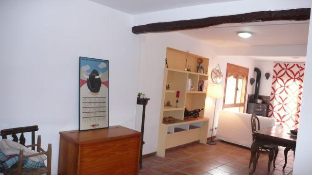 Apartamento de 95 m2 de 2 dormitorios en Tolva, Ferienwohnung in Alfarras