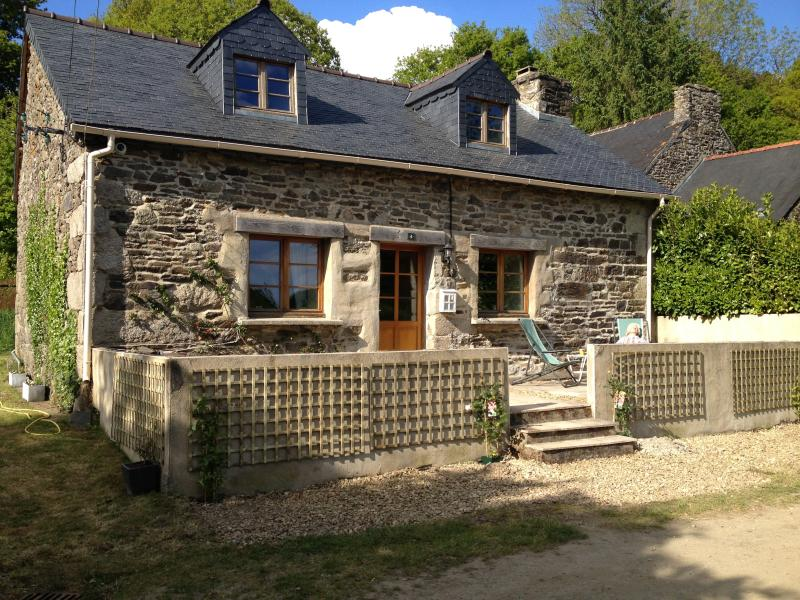 Kermarc, holiday rental in Finistere