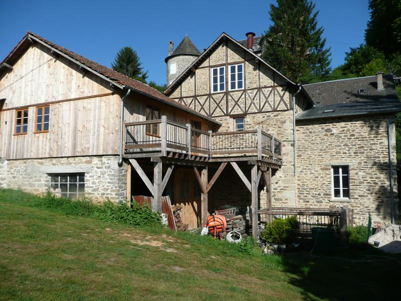 Moulin de Blanchefort, holiday rental in Saint-Pardoux-l'Ortigier