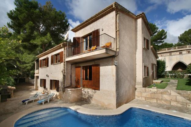 Pollensa holiday villa 273, vacation rental in Cala San Vincente