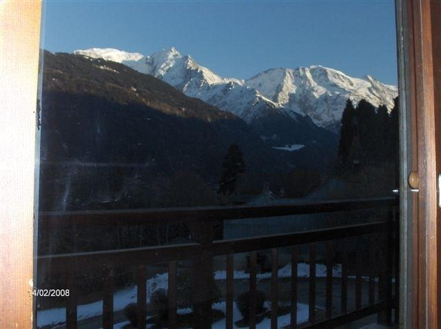 Spectacular views of Mont Blanc and the Alps