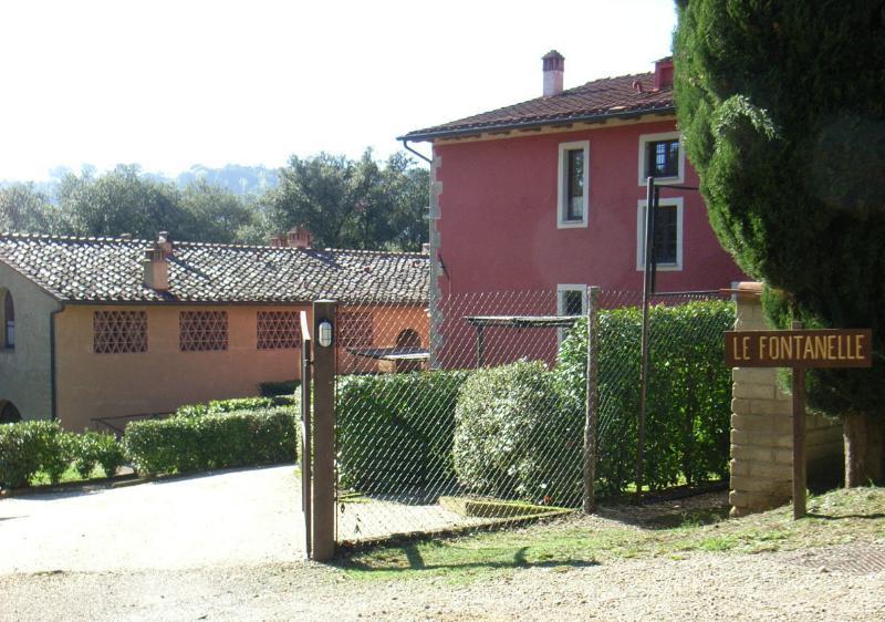 Apartment Corbezzolo, holiday rental in Montecchio