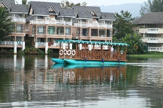 Lagune avec navette gratuite