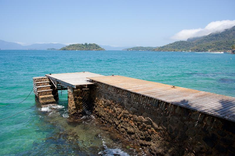 Private deck, the sea at your doorstep.
