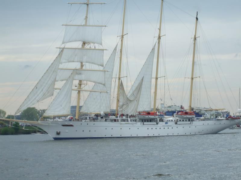 Hamburg die schönste Stadt Deutschlands, Elbe