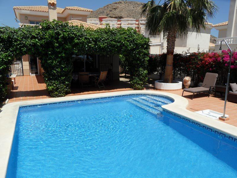 Casa manuarna, 3 bedrooms detached with private pool