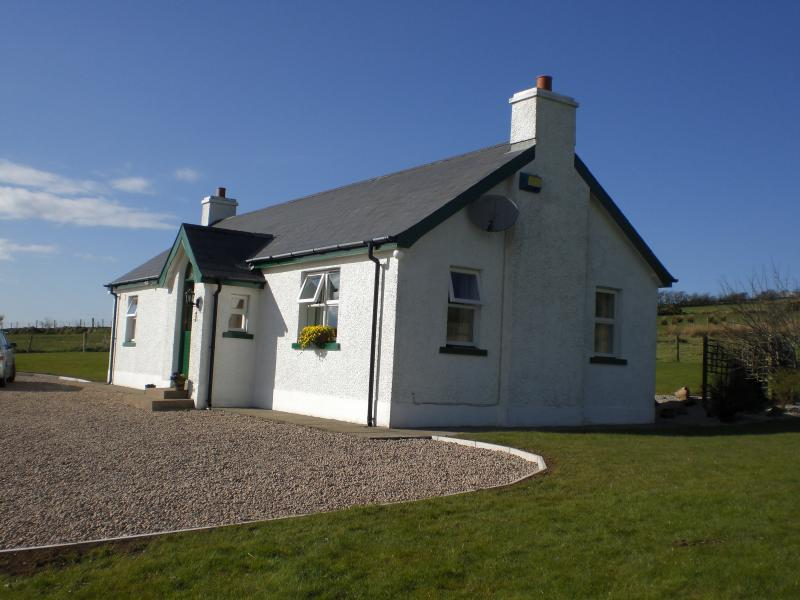 Annie's Cottage, holiday rental in Glenariffe