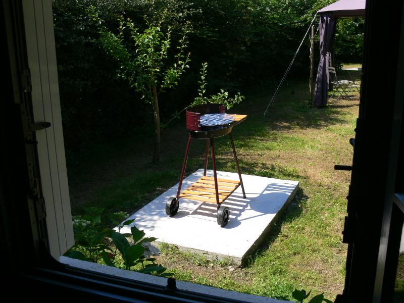 Out door Cooking Space