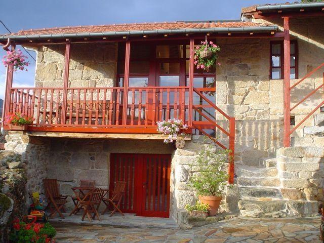 Casa Rural perfecto para parejas en A Albergueria, holiday rental in Sober
