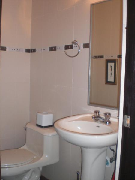 Second Bathroom for Guests, etc, very nice appointments