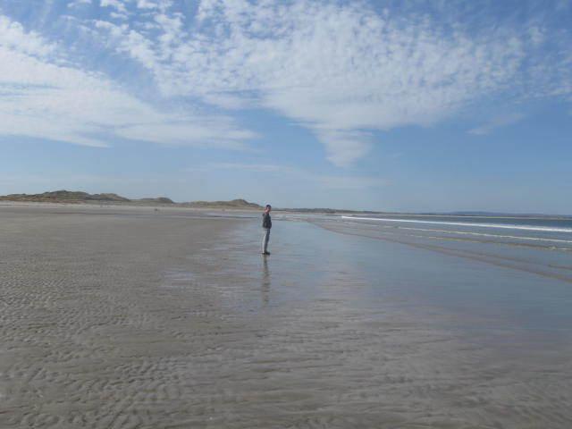 Beach at Enniscrone