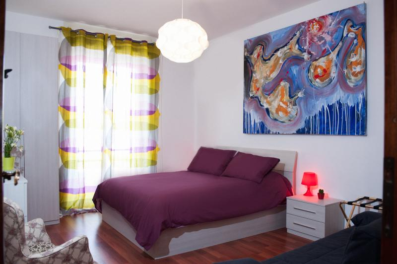 main bedroom for 4 persons