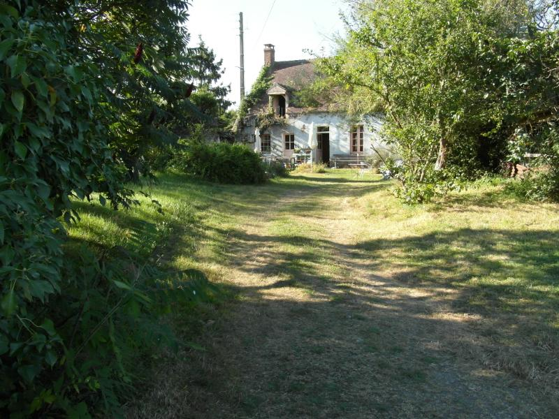 La Jouanniere, holiday rental in Uxeau