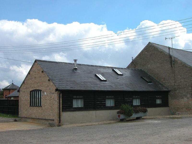 The Old Cart Shed