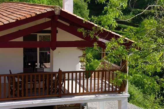 Gite Chokoko Borda, location de vacances à Gaindola