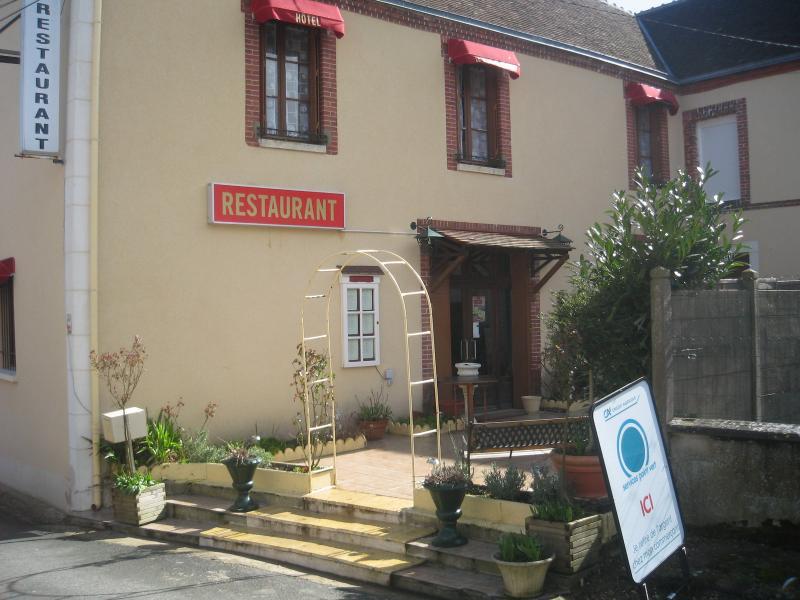 le relais de montigny, casa vacanza a Cloyes-sur-le-Loir