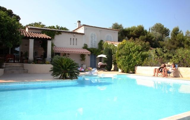 Aubergebleue - Stunning villa on Nice surroundings, Ferienwohnung in Nizza