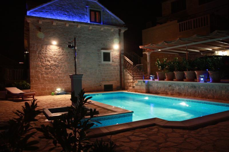Villa Vicko, holiday rental in Sumartin
