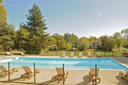 Swimming pool@le Grand Bois