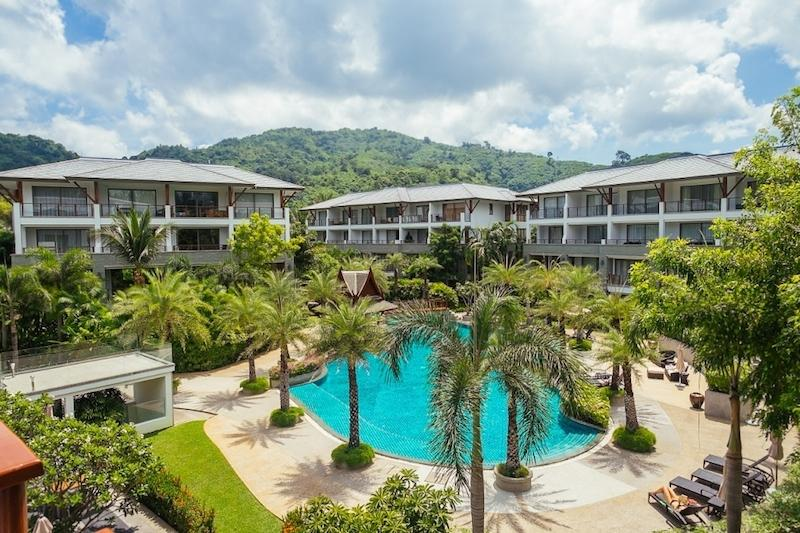 Luxury apartments in a resort (2BR), vakantiewoning in Nai Thon