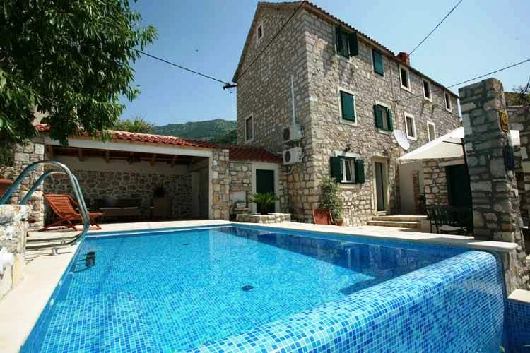 FISHERMANS COTTAGE Bol, Brac island, Split Region, holiday rental in Bol