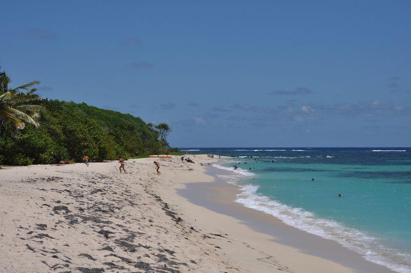 Votre plage nature à souhaits