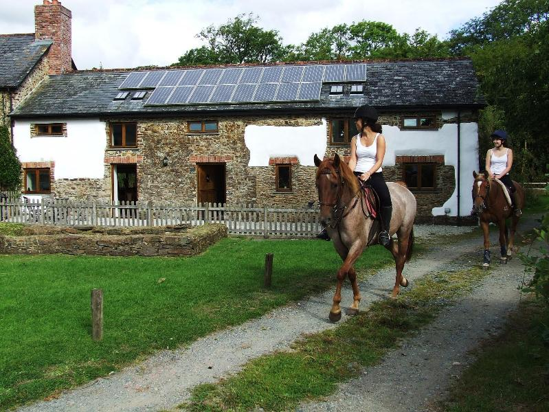 There are many rural activities in the area including walking, cycling, fishing and horse riding.