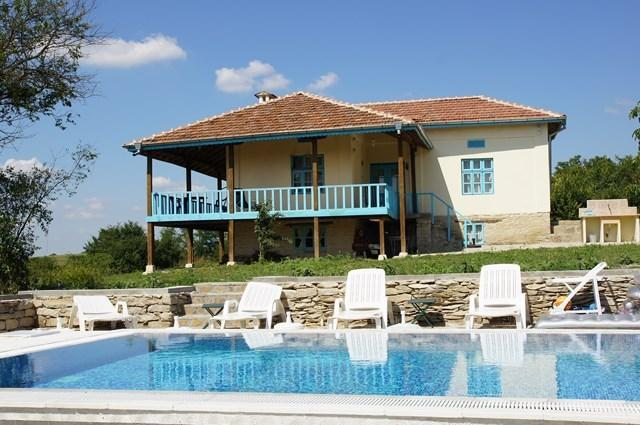 Botev I with swimming pool
