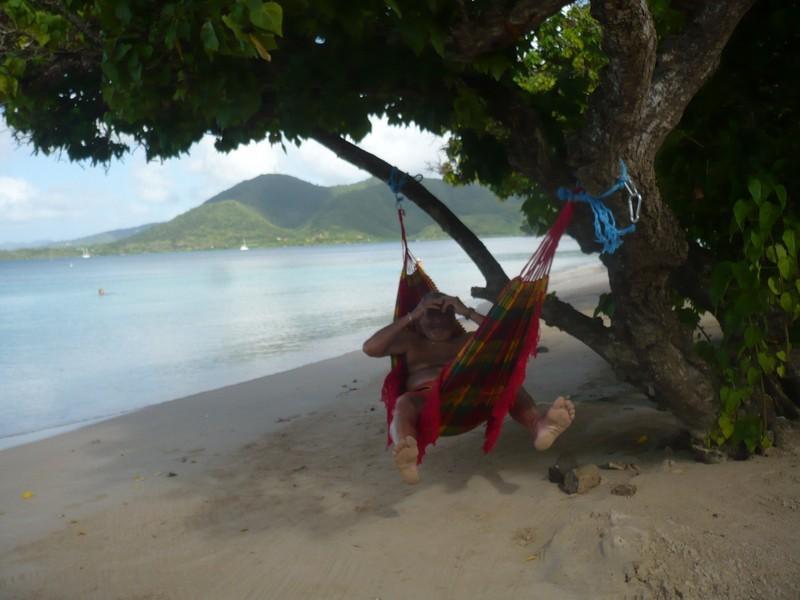 Détente en bord de plage