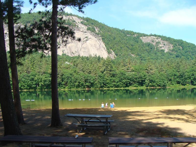 Gorgeous Echo lake