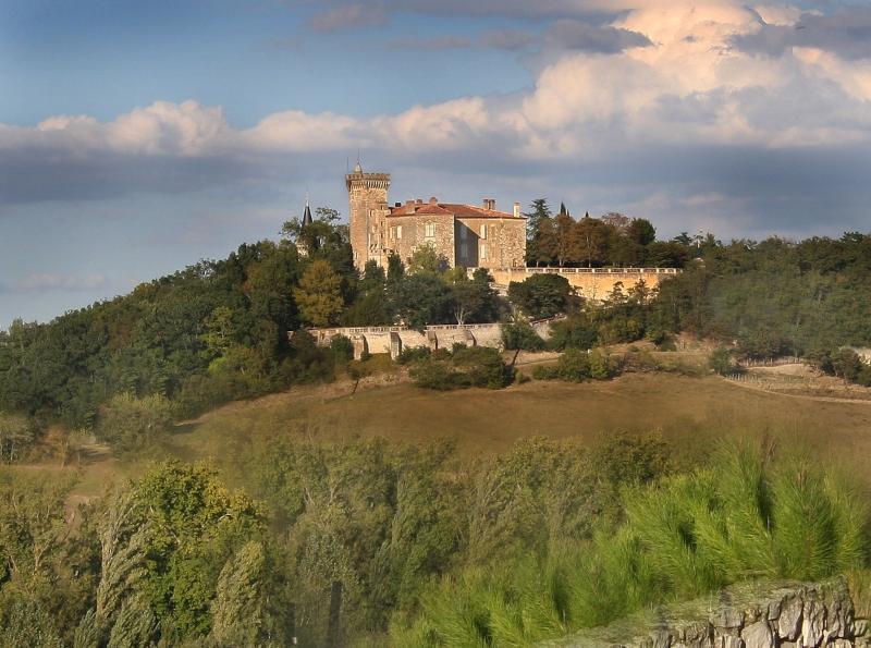 vue depuis le Domaine le Castagné