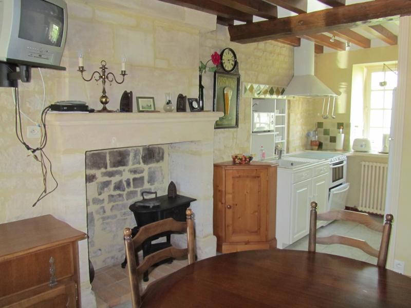 Chez Paul et Eliane, holiday rental in Le Manoir