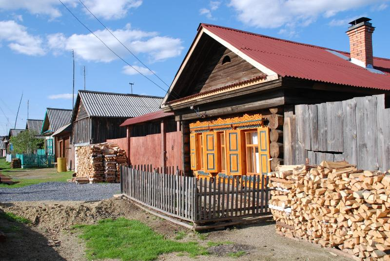 Isba Semken, holiday rental in Urals District