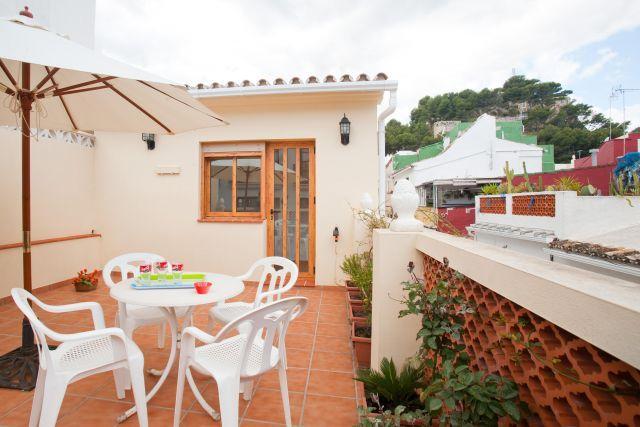 casa, holiday rental in Denia