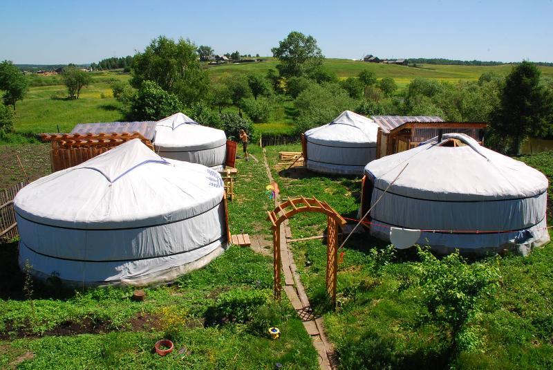Our mongolian yurts