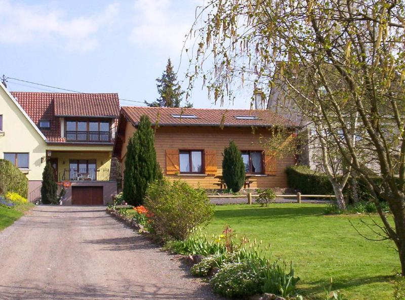 châlet Caletti, holiday rental in Schirmeck