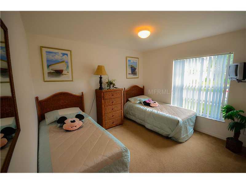 Chambre à deux lits avec cable T.V.