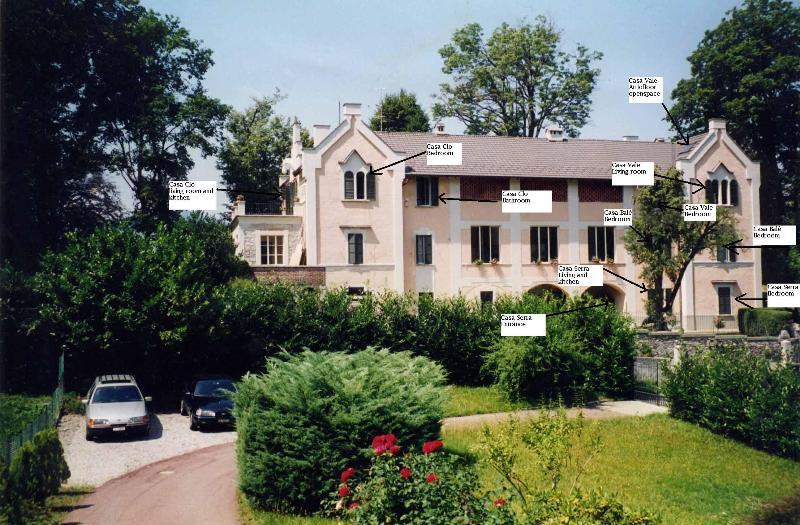 Villa Allegra - East side