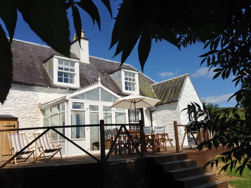 Deloraineshiel Shepherd's Cottage, vacation rental in Eskdalemuir